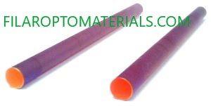 alexandrite rod coating